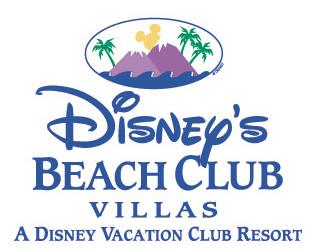 Disneys Beach Club Resort Logo